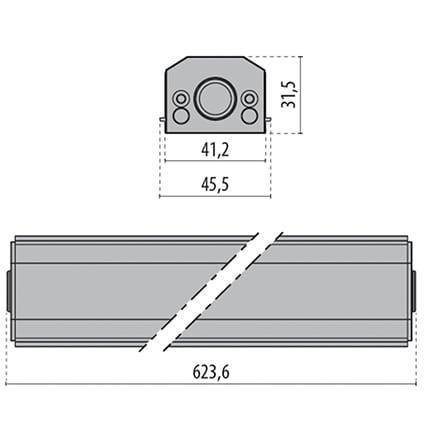 KIT BOX ALIMENTAZIONE L1000/1500 1
