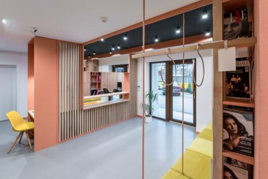 Notary Office C.I.A. by NOI Studio 2