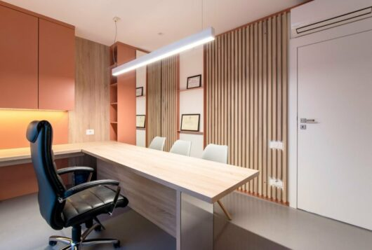 Notary Office C.I.A. by NOI Studio 3
