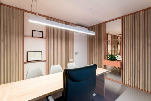 Notary Office C.I.A. by NOI Studio 4
