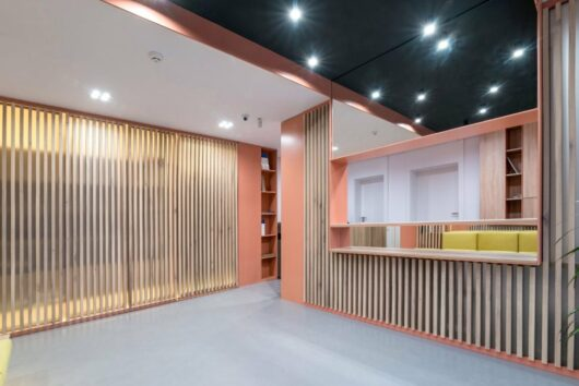Notary Office C.I.A. by NOI Studio 5