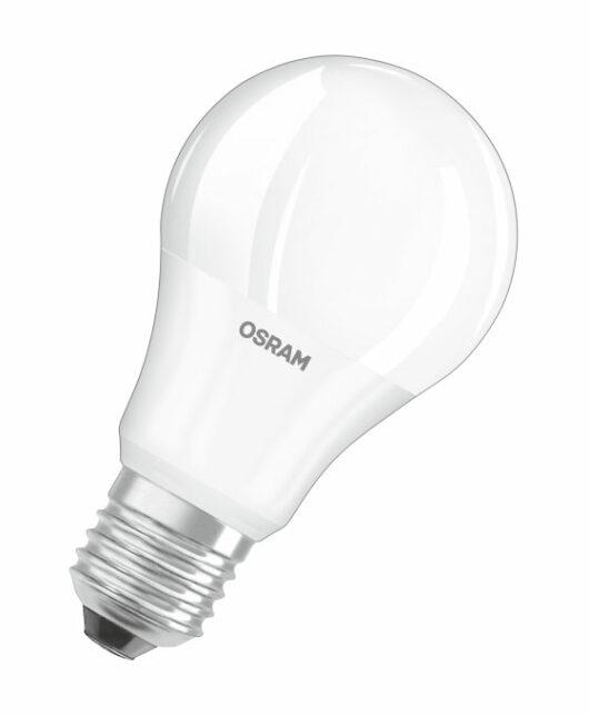 Bec LED Osram E27 A40 5.5W 2700K 470lm 1