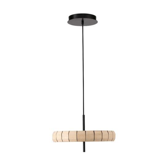 Phill Wood Pendant Led 24W dimabil 1