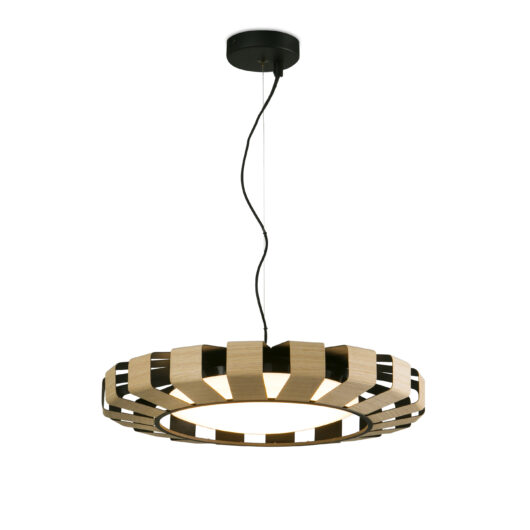 Pauline Led Wood candelabru Led 24W 2700K 1
