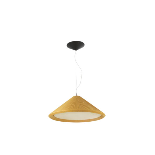 Hue-In Ø700 Toasted Galben Pendant 1