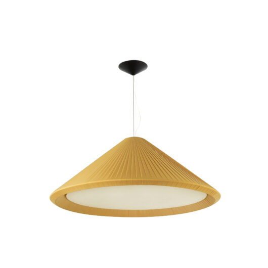 Hue-In Ø1300 Toasted Galben Pendant 1