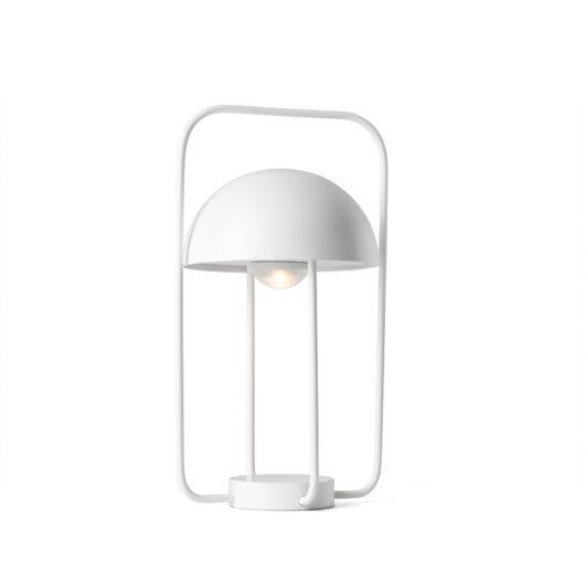 Jellyfish Alb lampa portabila 3W 2700K 1