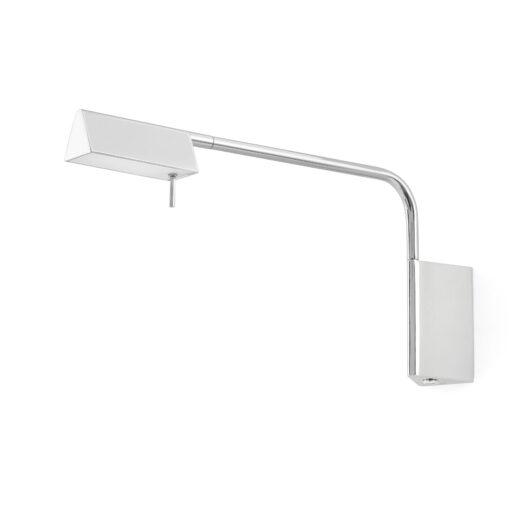Academy Chrome Lampa de perete 6W 3000K dimabil 1