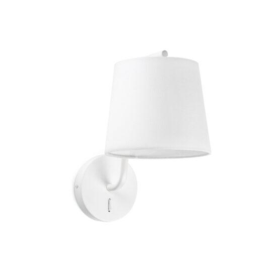 Berni Alb Lampa de perete 1X E27 20W 1