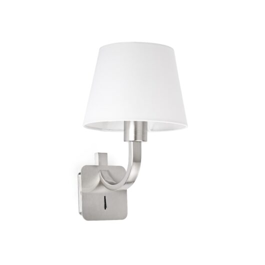 Essential Matt Nickel Lampa de perete 1
