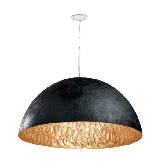 Magma-P Negru si Gold candelabru 3 X E27 60W 1