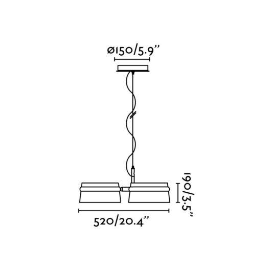 Loop candelabru 2