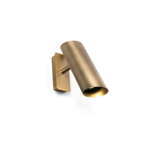 Link Bronze Lampa de perete  1X GU10 11W 1