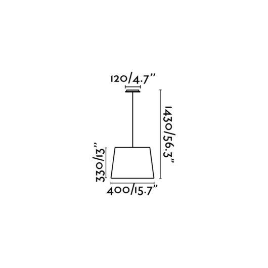 Sweet Matt Nickel/Alb candelabru E27 20W 2
