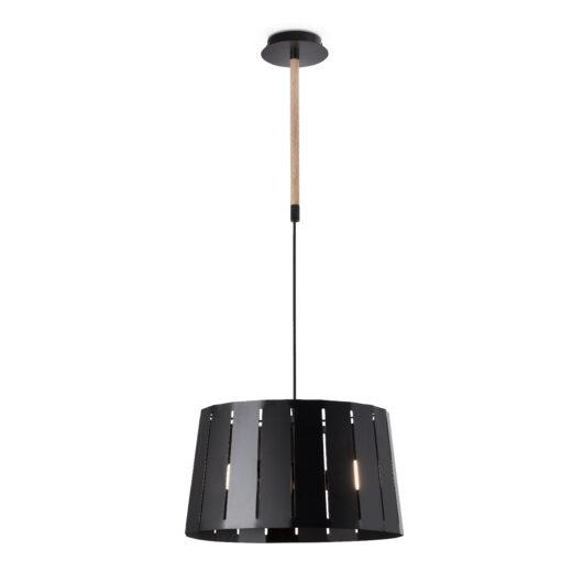 Mix Negru candelabru1 X E27 60W H445Mm 1