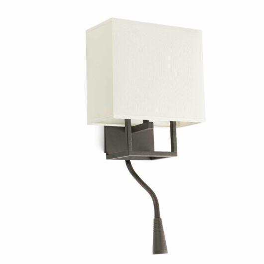 Vesper maro Lampa de perete With Reader Led 1 X E14 20W 1