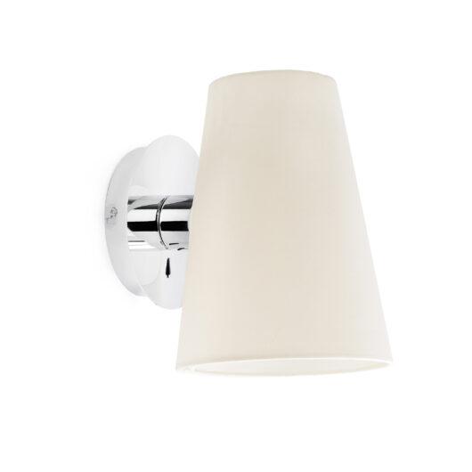 Lupe Chrome Lampa de perete 1Xe27 20W Max 1