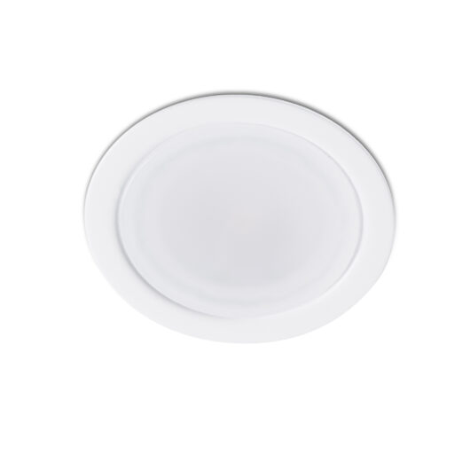 Led Mini Alb Recessed 1 Led 3.5W 3000K 1