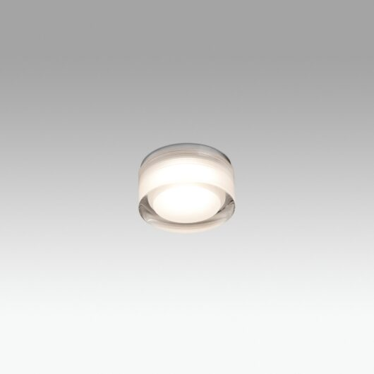 Ebba Alb Recessed Led 4W 3000K 1