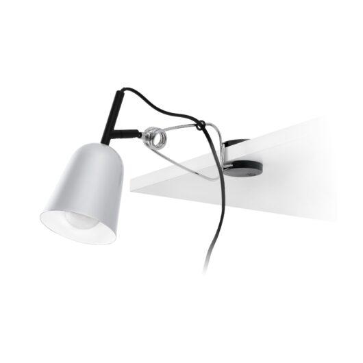 Studio Gri si Alb Clip Lamp 1