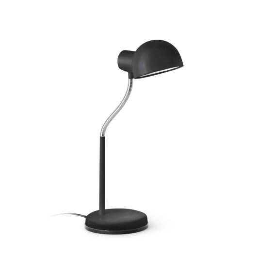 Mulan Negru Reading Lamp 1 X E27 11W 1