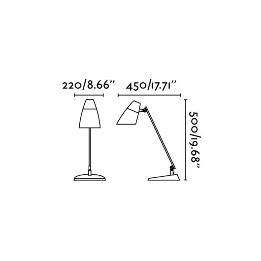 Leo Negru Reading Lamp 1 X E27 15W 2