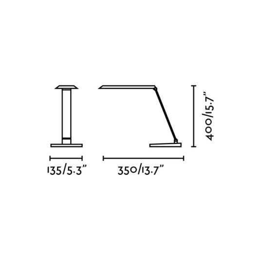 Anouk Negru Recessed Lamp Led 8W 4000K 2