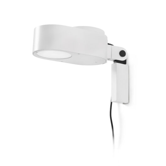 Invinting Lampa de perete Alb 6W 2700K-4800K 1