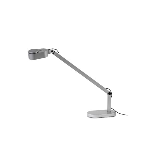 Inviting Table/Clip Gri Led 6W 2700K-4800K 1