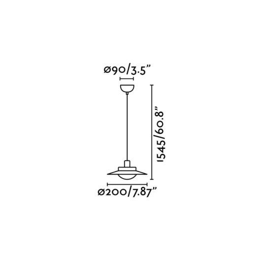Side Led Negru/Cupru candelabru G9 2