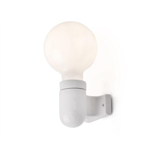 Sera Lampa de perete Alb 1L E27 1