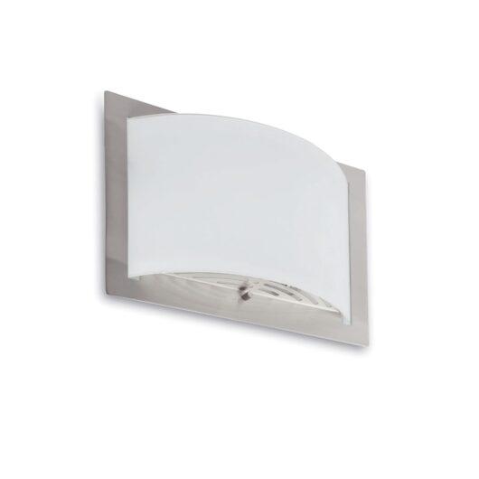 Diula-2 Matt Nickel Lampa de perete 2 X E27 60W 1