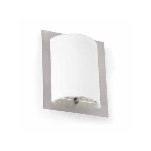Diula-1 Matt Nickel Lampa de perete 1 X E27 60W 1