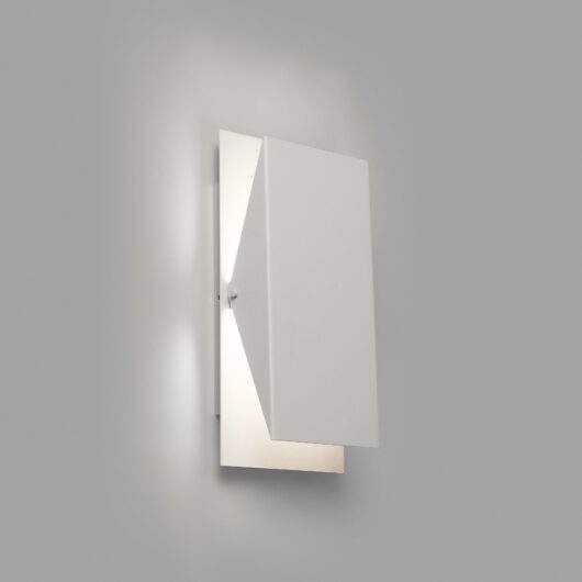 Homs Alb Lampa de perete 1 X R7S Jp78 100W 1