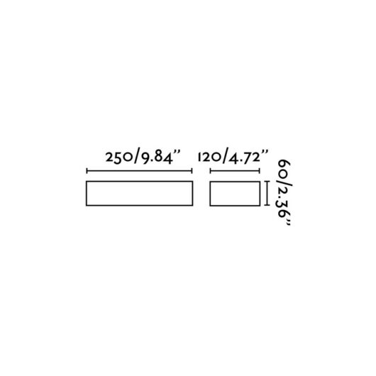 Ambo Matt Nickel Lampa de perete 1 X E27 15W 2