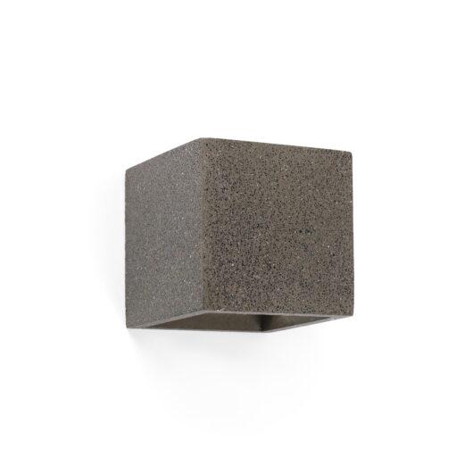 Kamen Gri Lampa de perete 1