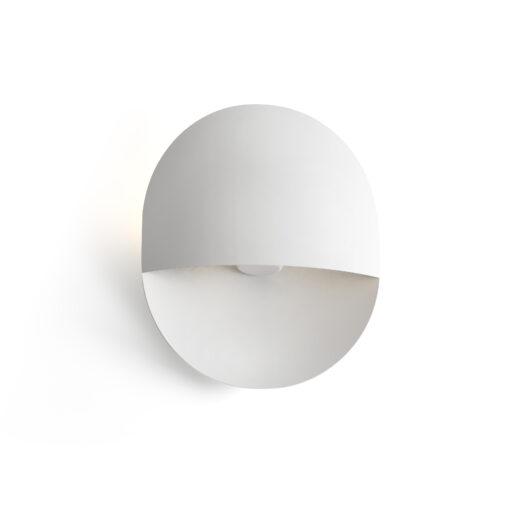 Eres Lampa de perete Alb 1Xe27 1