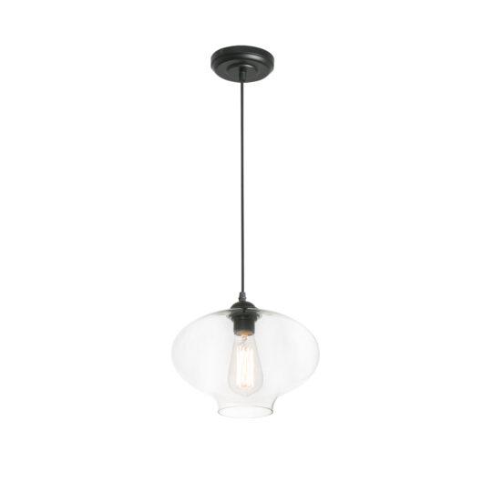Alma Transparent candelabru 1 X E27 100W 1