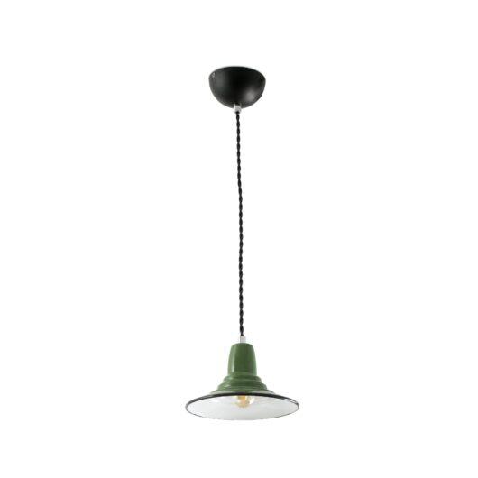 Ninette Verde candelabru 1