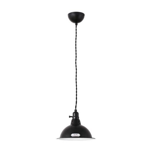 Pepper Hanging Lamp Negru E27 40W 1