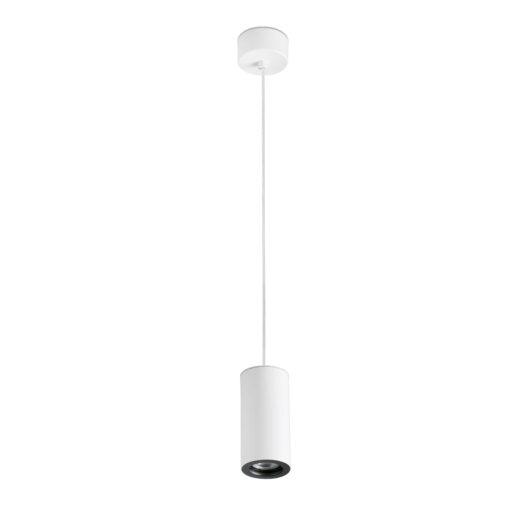 Nan Alb candelabru GU10 50W 1