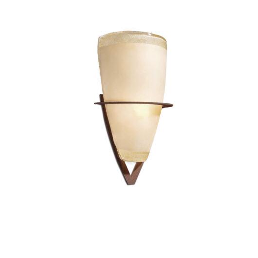 Cono-1 Rust Lampa de perete 2 X E14 60W 1