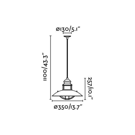 Winch maro candelabru1 X E27 60W 2
