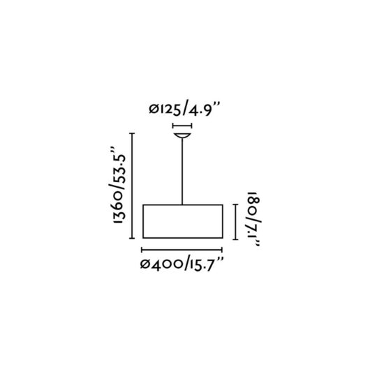 Seven Alb candelabru 2 X E27 60W 2