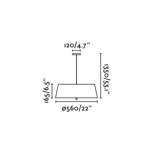 Prosa Alb candelabru 3 X E27 60W 2