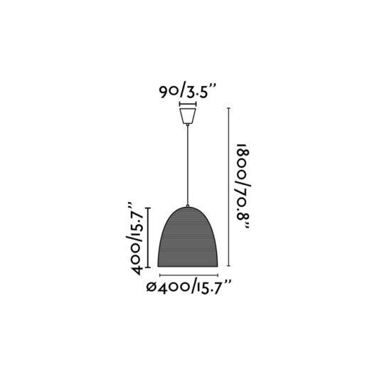 Liana maro candelabru 1 X E27 60W 2