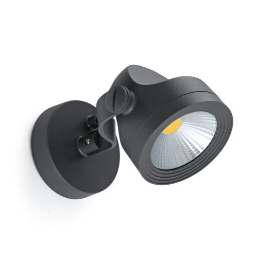 Alfa Led Dark Gri Proiector Lamp  Led 12W 3000 1