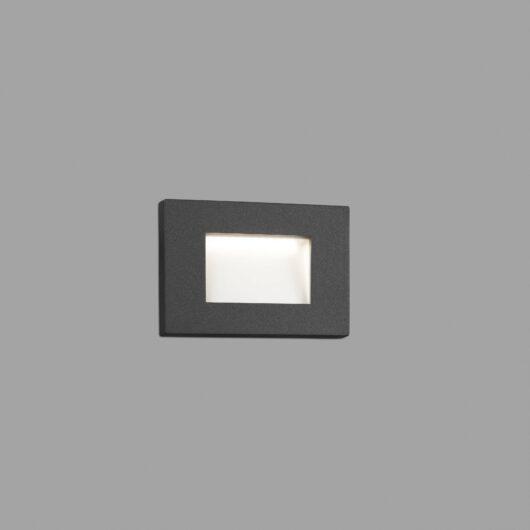 Spark-1 Recessed Led Dark Gri 5W 3000K 1