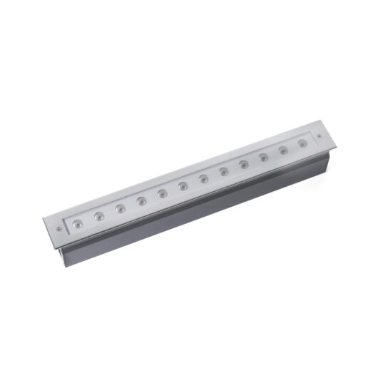 Grava Led Inox Recessed Lamp 22W 1