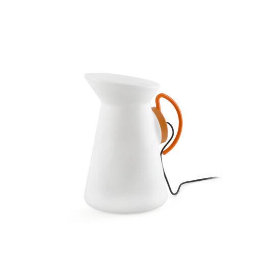 Jarrett Orange lampa portabila 1
